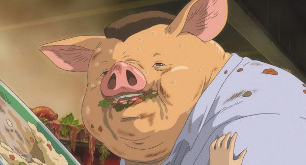 【千と千尋の神隠し】最期のシーンで千尋が豚の集団に両親がいないと分かった4つの理由!